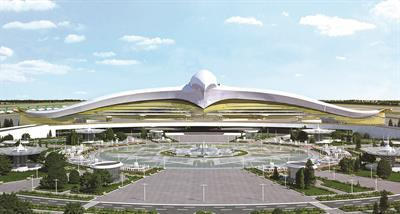 New Ashqabat International Airport