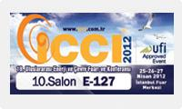 ICCI 2012 18 th International Energy and Environment Fair and Conference, Istanbul Expo Center, 25 - 27 April 2012