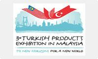 3. Turkish Products Exhibition, 01 – 03 March 2012, Kuala Lumpur Convention Center, Malaysia Hall 4-5 Stand No: 8