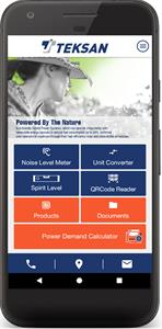 Teksan Mobile Application is Live