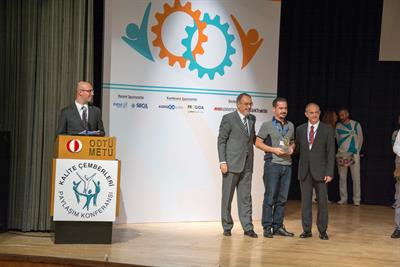 Teksan won Jury Special Award in Quality Circles Conference